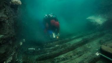 Descoperire importantă în oraşul scufundat Thonis-Heracleion din Egipt