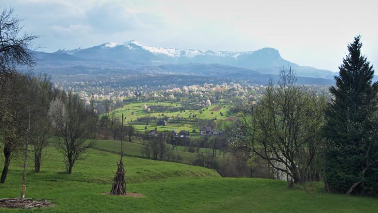 The Cockscomb peak in Breb