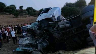 accident algeria