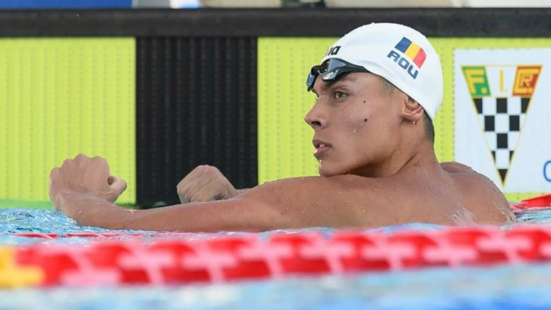 david popovici credit Federazione Italiana Nuoto