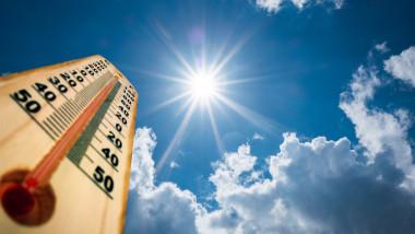 termometru caniula soare cald gettyimages