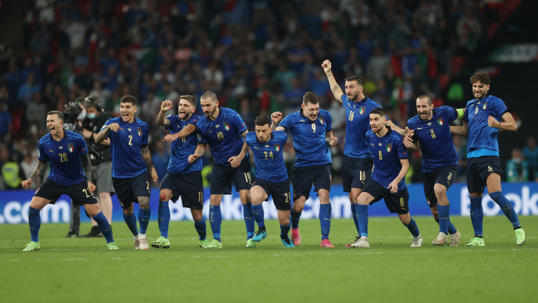 Echipa Italiei la EURO 2020