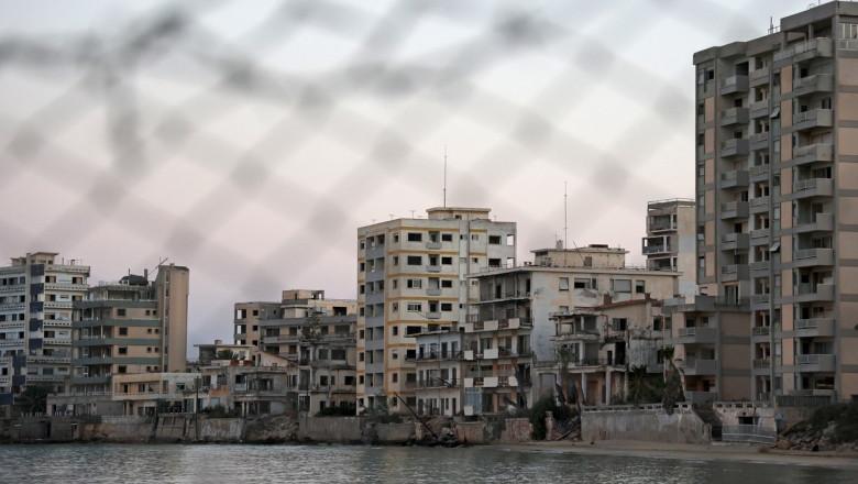 """Consiliul de Securitate al ONU cere """"anularea imediată"""" a redeschiderii orașului-fantomă Varosha de către Turcia"""