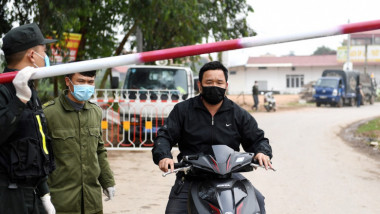 Capitala Vietnamului intră în lockdown.