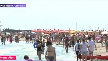 aglomeratie plaja