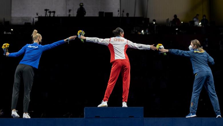 JO 2020. Medalii de aur, ratări șocante, temperaturi ridicate și teste Covid pozitive în prima zi după deschiderea Jocurilor Olimpice