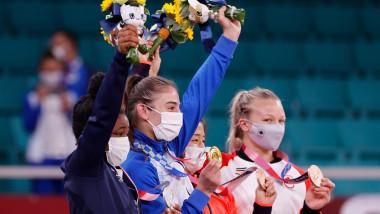 medaliati jocurile olimpice tokyo
