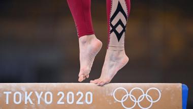 Gimnastele din Germania au protestat la Jocurile Olimpice.