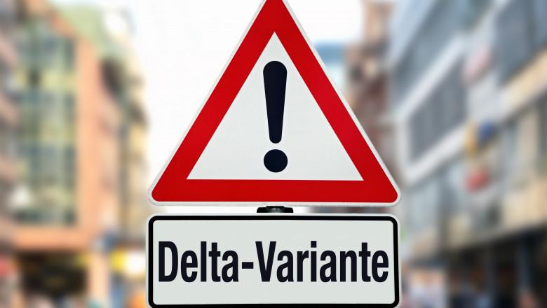 Varianta Delta a devenit dominantă în Europa. ECDC: Călătoriile nu sunt lipsite de riscuri. Ce este de făcut