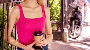 cafea pe strada