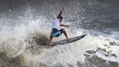 Brazilianul Italo Ferreira a devnit primul campion olimpic la surfing din istorie, la Jocurile Olimpice de la Tokyo.