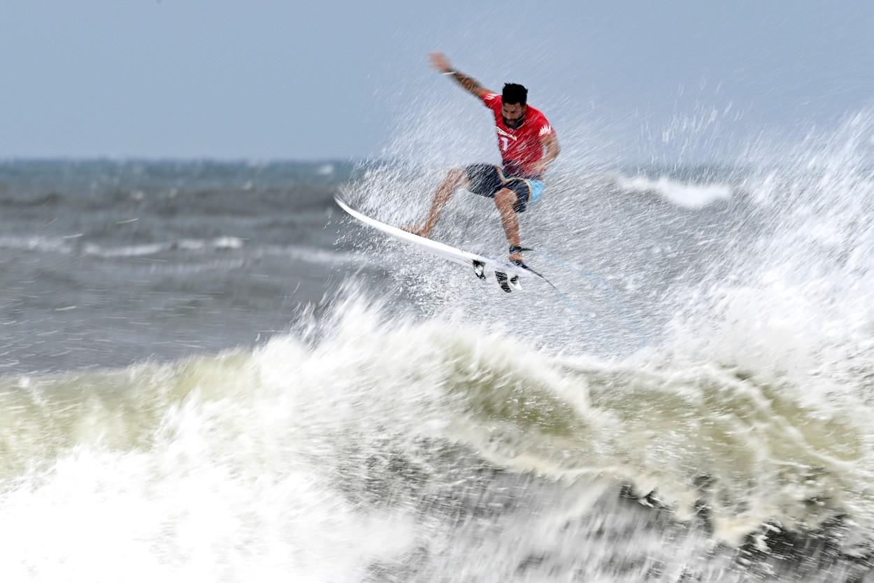 (TOKYO2020)JAPAN CHIBA OLY SURFING MEN'S 3RD ROUND