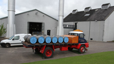 camion Glenfiddich