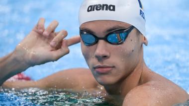 david popovici calificare finala 100 metri JO 2020 profimedia-0623249740