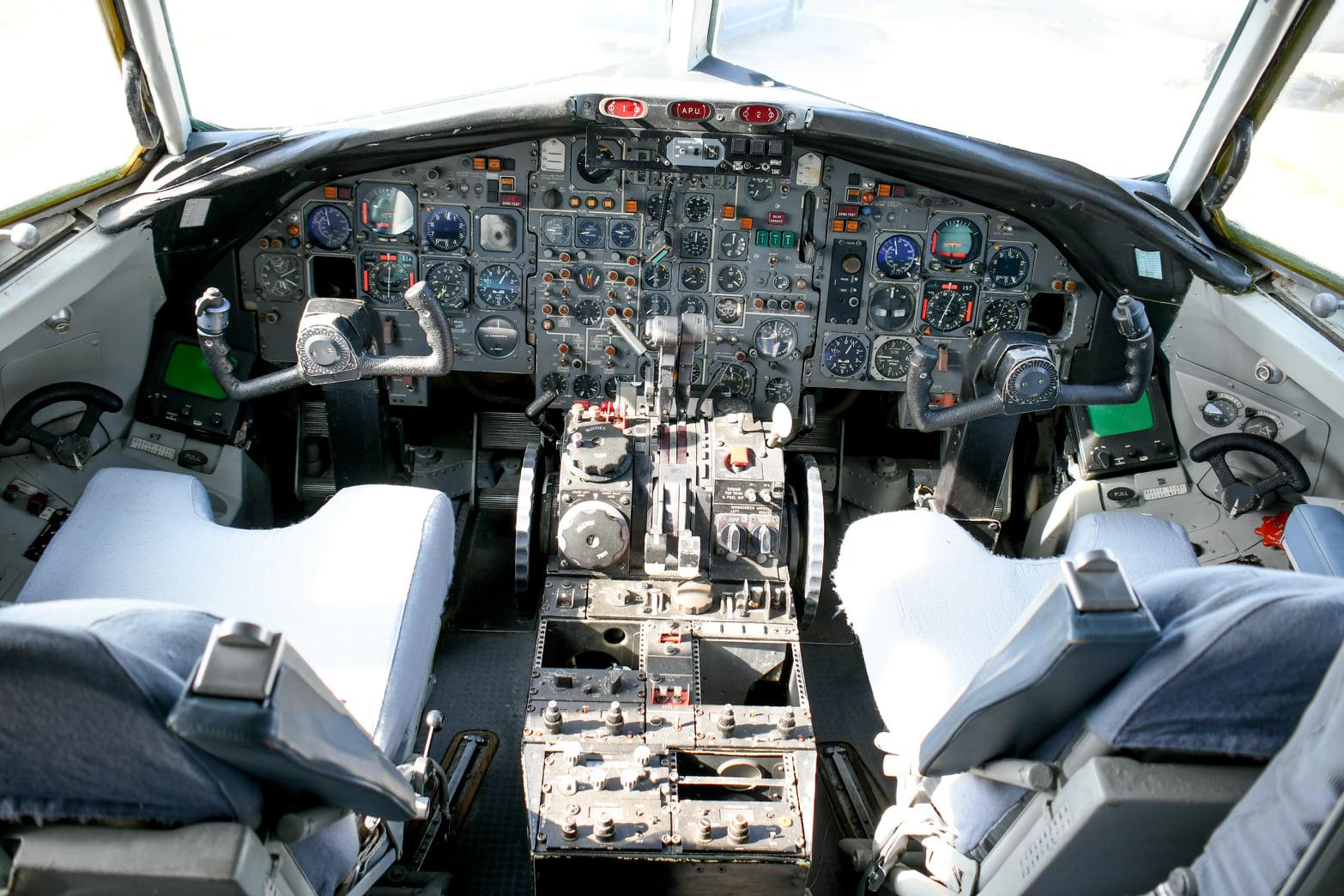 avion ceausescu
