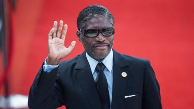 profimedia-Teodoro Nguema Obiang Mangue