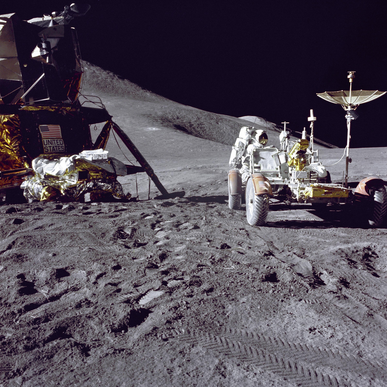 NASA Apollo 15 Space Mission - Jul 1971