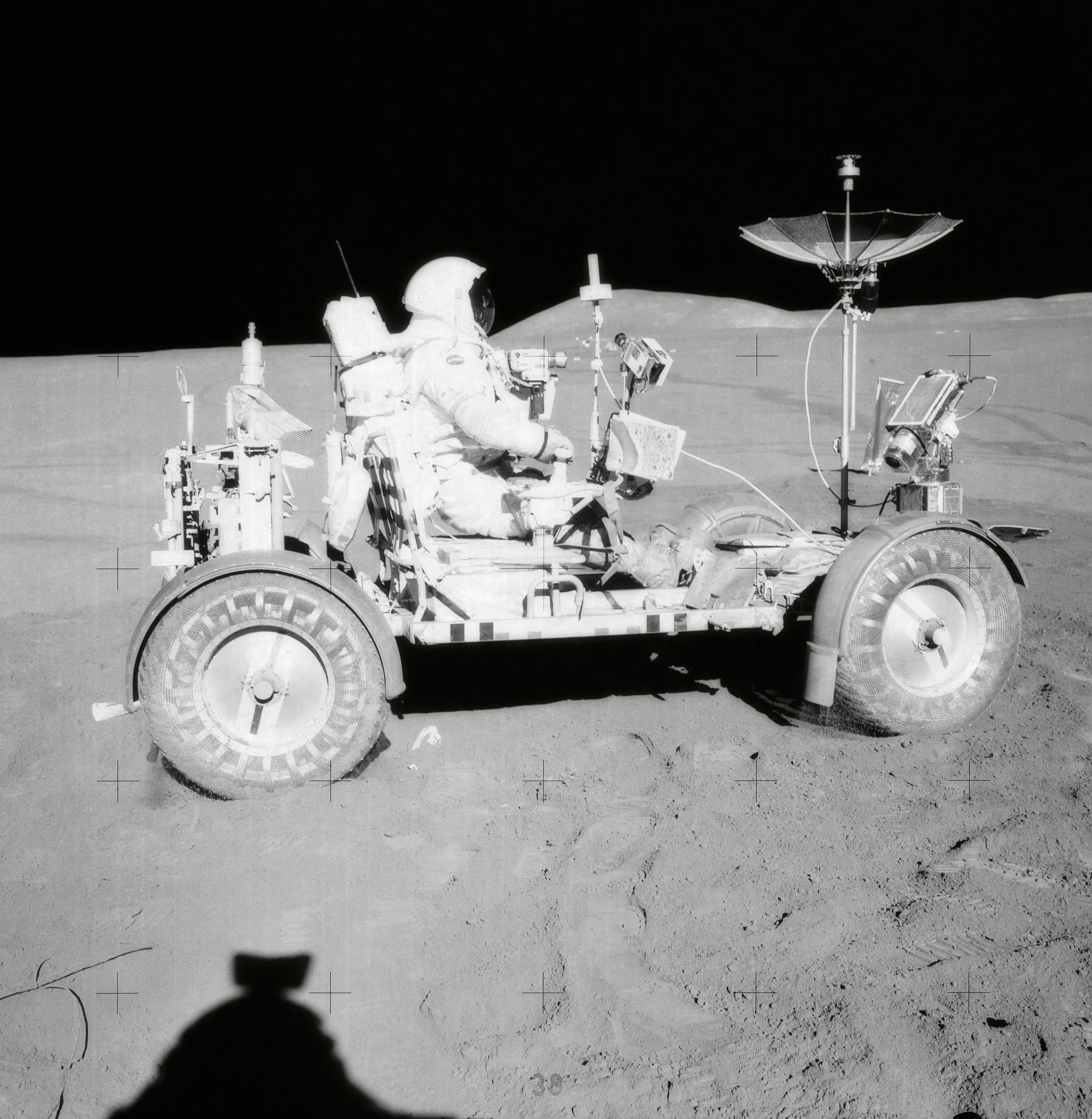 Apollo 15 - NASA, 1971. Creator: NASA.