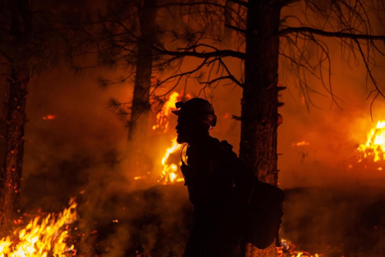 Oregon Wildfire 2021: Bootleg Fire