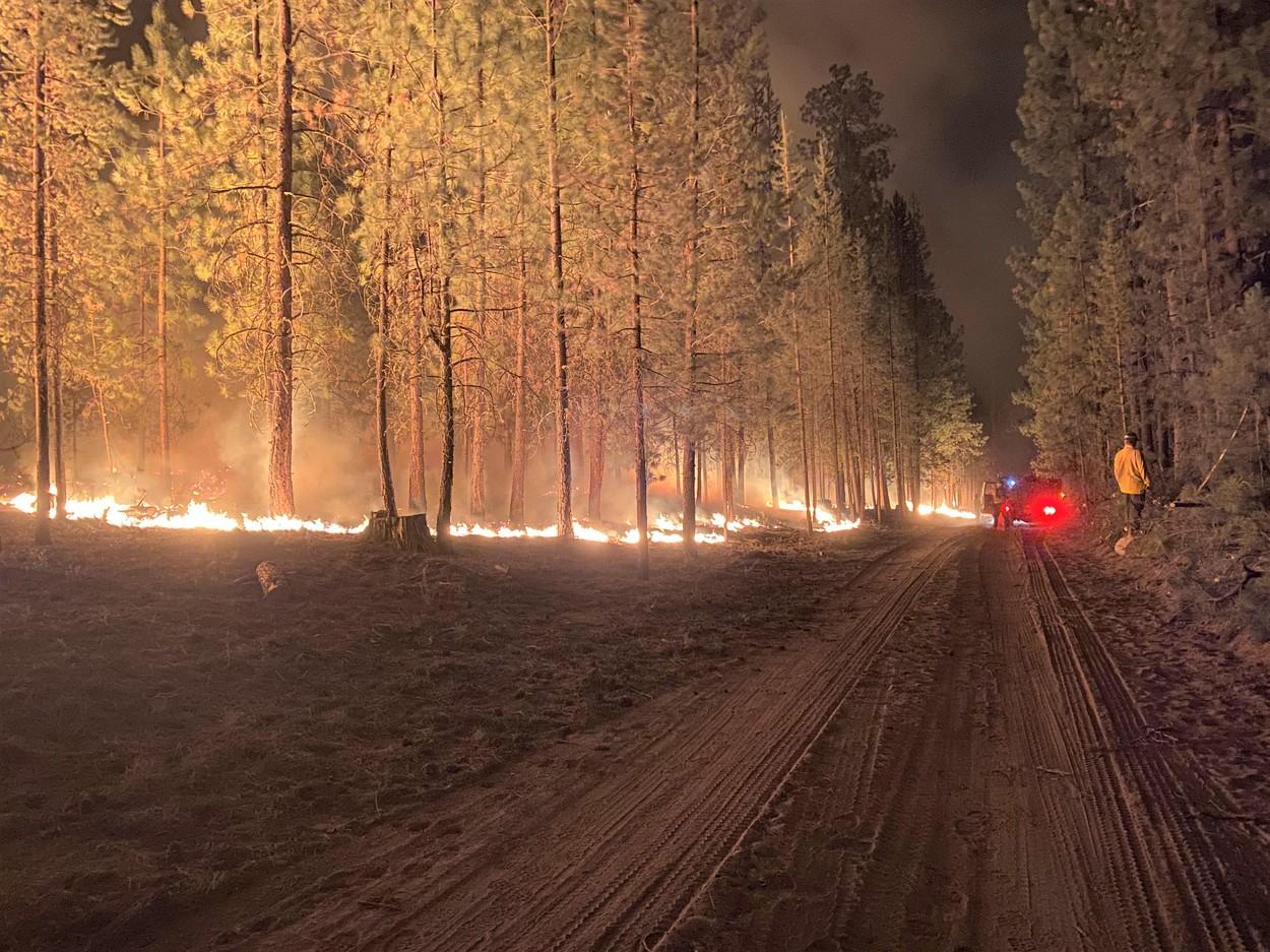 Bootleg Fire Grows In Oregon