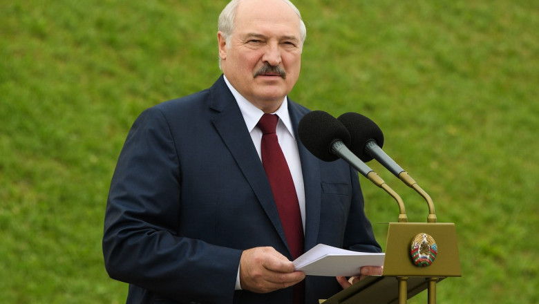 Belarus Lukașenko