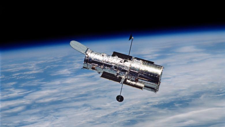 NASA anunță că a reparat telescopul spațial Hubble