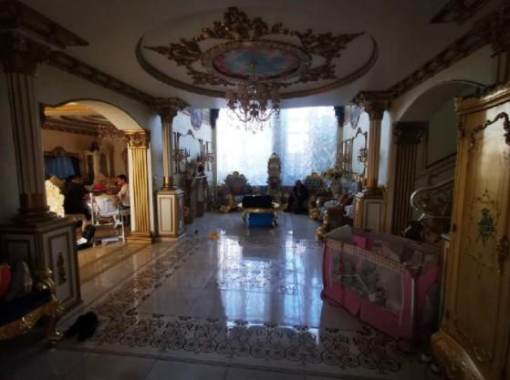Vila somptuoasă a lui Alexei Safonov