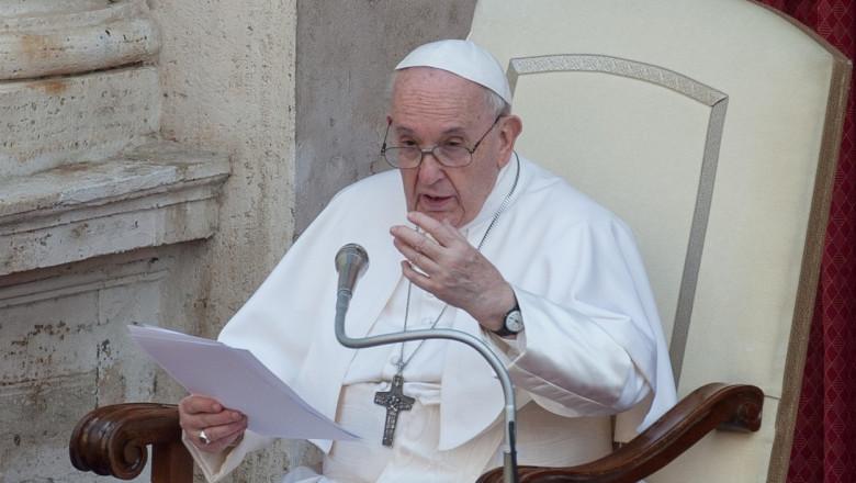 Papa Francisc merge la Budapesta în septembrie și se întâlnește cu Viktor Orban