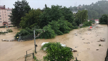 inundatii artvin turcia - anadolu