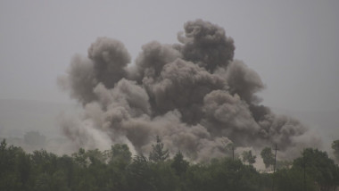 Atac aerian în Afganistan