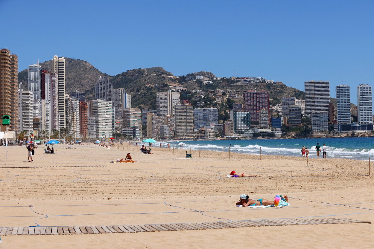 Benidorm is holding its breath on the news The EU is expected to sign off on plans for Britons who have had both jabs to fly to Spain & Europe without having to quarantine or take a Covid test.