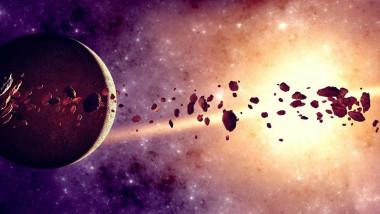 planeta si asteroizi