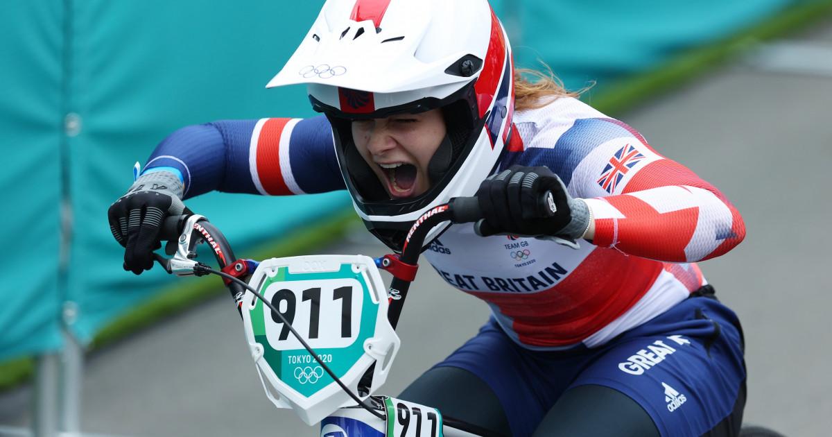 Campioana olimpică la ciclism BMX a ajuns JO 2020 prin crowdfunding, după ce Marea Britanie a decis să finanțeze doar echipa masculină