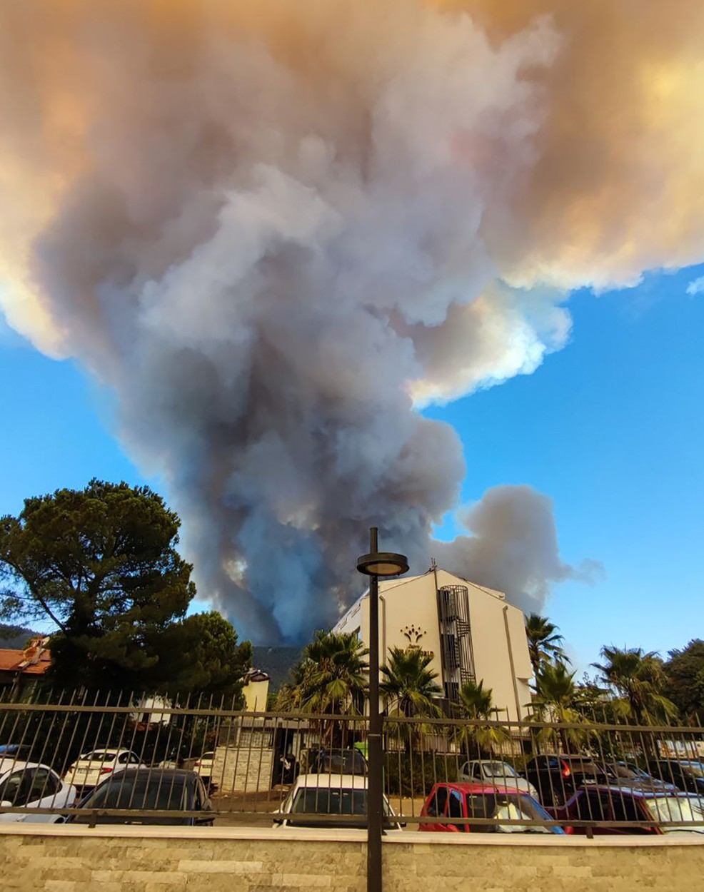 incendii turcia