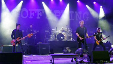 the offspring in concert