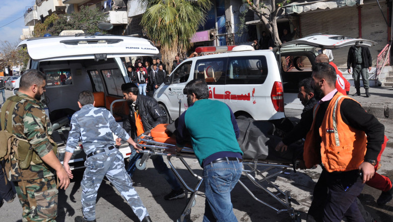 explozie siria