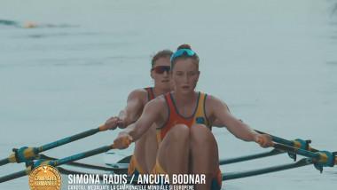 Simona Radiș și Ancuța Bodnar
