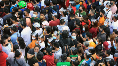 aglomeratie manila