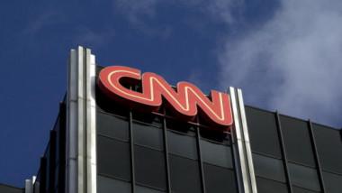 sigla cnn pe sediul din new york