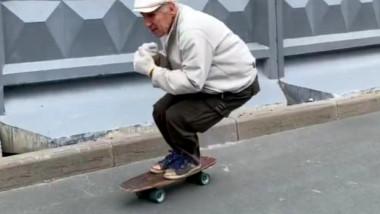 pensionar skateboard
