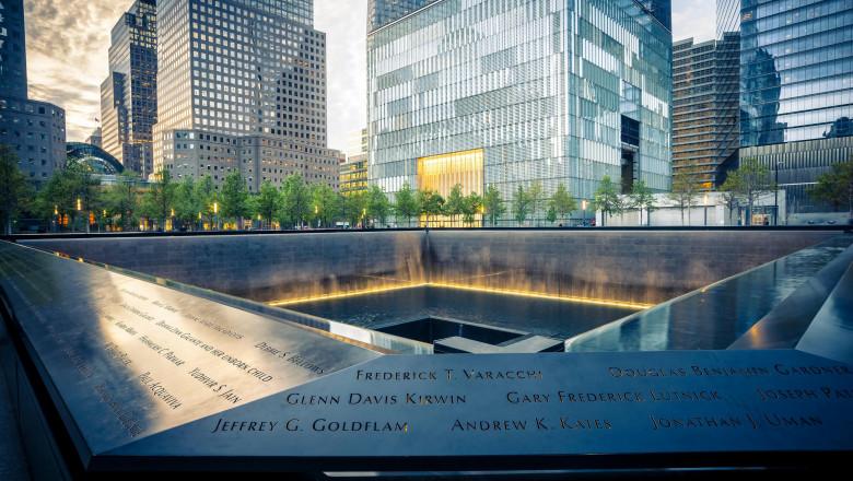9/11 Memorial, The National September 11 Memorial & Museum, New York