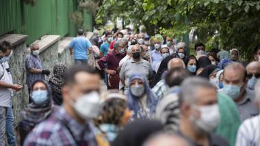 Record de decese provocate de COVID-19 în Iran
