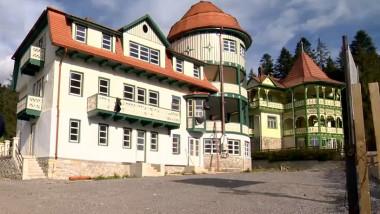 cladire monument istoric din borsec