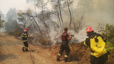 pompieri romani sting incendii