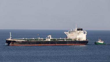 Un petrolier fără încărcătură la bord a fost atacat joi în largul coastelor Sultanatului Oman