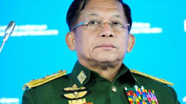 Generalul Min Aung Hlaing