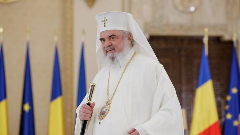 patriarhul daniel la palatul cotroceni