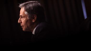 Secretary Of State Blinken Testifies Before Senate Appropriations Committee