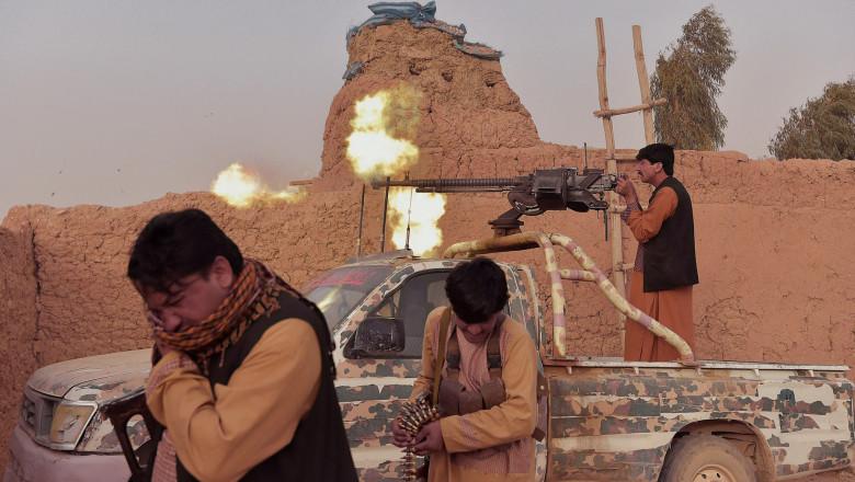 Primul oraș capitală de provincie din Afganistan, în pericol să cadă în mâinile talibanilor. Ce ar însemna acest lucru pentru țară