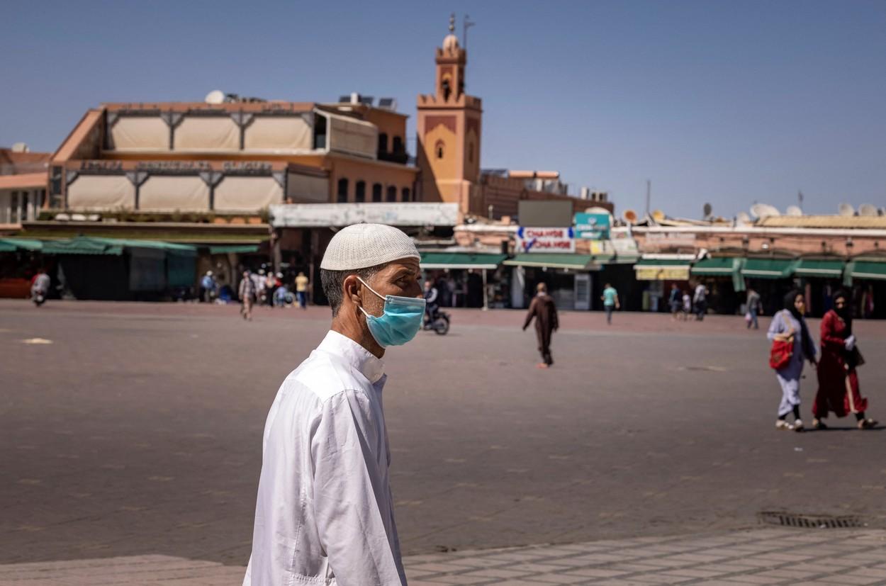 Marocul, o țară frecventată de turiști români, impune noi restricții dure anti-Covid